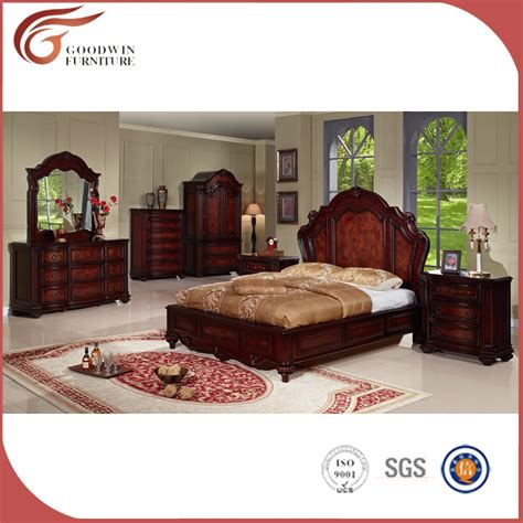 Cheap Wood Bedroom Furniture Cheap Classic Solid Wood Bedroom Furniture Wa143 View Classic Bedroom Furniture Goodwin