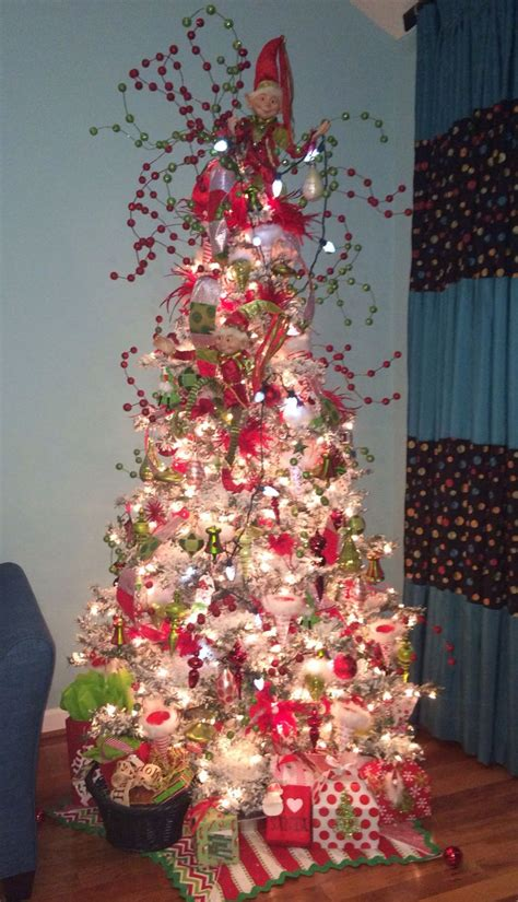 elf christmas tree by sharpe designs christmas trees