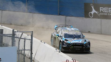 Ford Focus Rs Rx For Sale by Ford Focus Rs Rx Shows Rallycross Car S Development