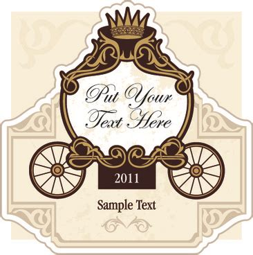 Wedding Banner Cdr by Carriage Vector Free Vector 62 Free