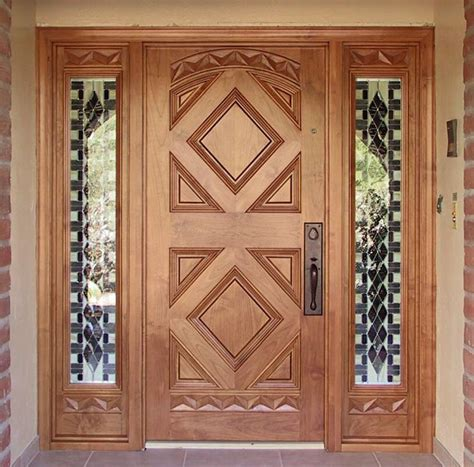 Door Wooden Design by Best 25 Wooden Door Design Ideas On