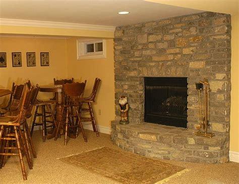 best 25 basement fireplace ideas on