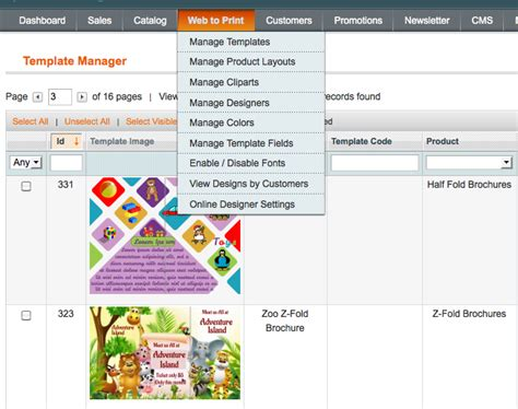 all in one design tool magento plugin for web to
