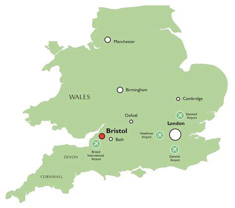 map uk bristol language centre bristol