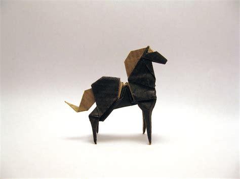 Origami Horses - origami by orimin on deviantart