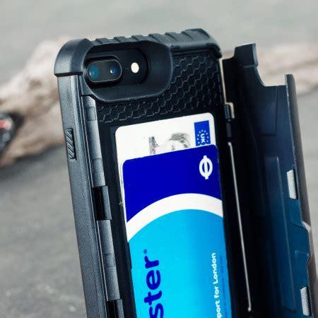 uag trooper iphone   protective wallet case black reviews comments