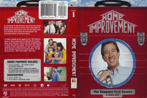 home improvement tv series 1991 1999