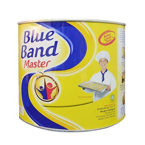 Blue Band 2kg hypermart blue band tin 2kg