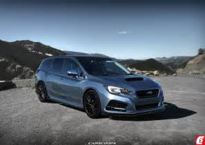 Subaru Wrx Sti Wagon Future Cars 2018 Subaru Levorg Wrx Wagon For