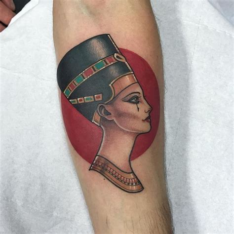 queen nefertari tattoo egyptian tattoos designs with meanings flowertattooideas com