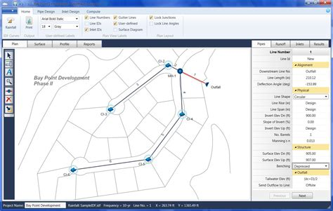 storm software layout creator stormwater 1 thumb
