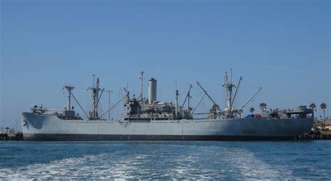 ss lane victory historic naval ships association