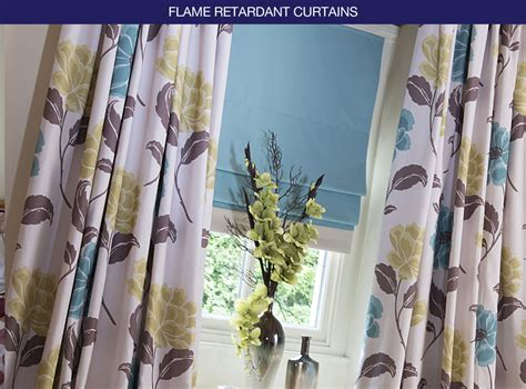 flame retardant curtains flame retardant fabric flame retardant curtains and bedding