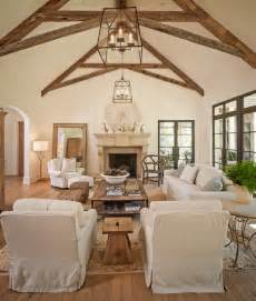 Living Room Colors With Beams Living Room Vaulted Ceiling Design Decor Photos