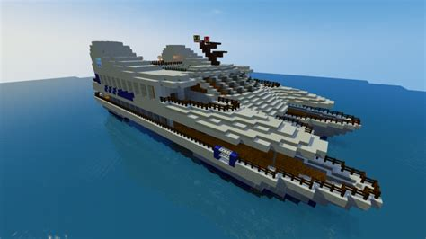 minecraft ferry boat jurassic world ferry minecraft project