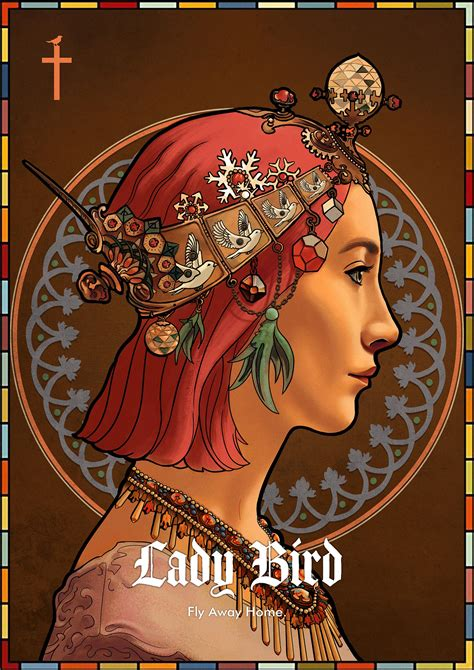 libro bosch poster set px quot lady bird quot digital painting 3142x4444px art