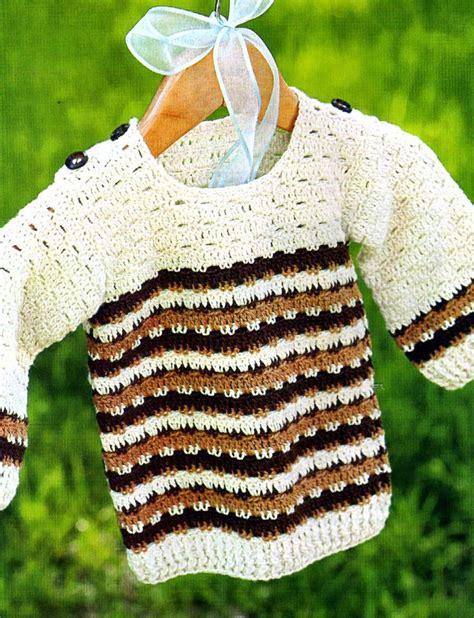 artesanales en crochet saco tejido en crochet con un bonito detalle tejidos artesanales en crochet sueter para ni 241 o tejido en