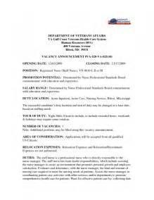 Resume Templates For Nursing Management Exles Of Resumes For Nursing Manager Resume Template Exle