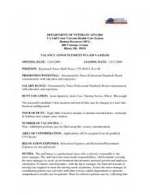 Registered Nurse Resume Sample Format