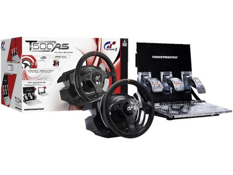 Raket Rs Ps 77 thrustmaster t500 rs stuurwiel ps3 pc s best offer daily ibood