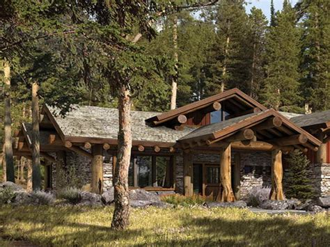 mountain cabin plans rustic mountain homes exterior small rustic mountain home