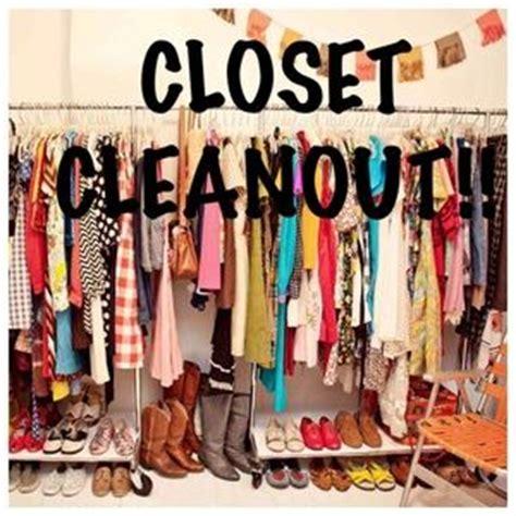 closet cleanout closet cleanout