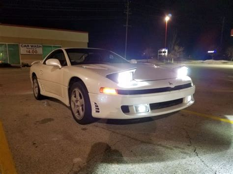 home mitsubishi 3000gt vr4 modifications repairs manuals and 16t turbos 1991 mitsubishi 3000gt vr4 white red int 77k miles led conversion no mods
