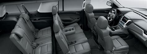 Suburban Interior by 2014 Chevy Tahoe And Suburban Interior Autos Post