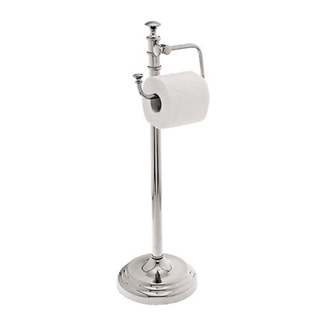 toilet paper stand regency toilet paper stand chrome