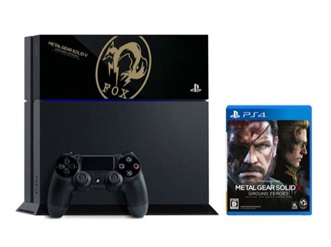 metal gear solid ps4 console metal gear solid v ground zeroes is getting its own ps4