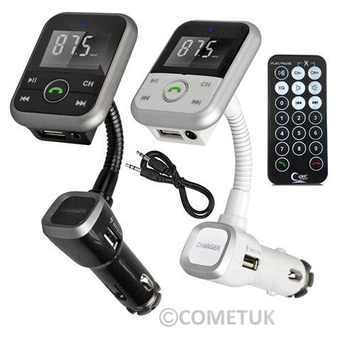 best mp3 radio transmitter wireless bluetooth car mp3 player fm transmitter radio lcd