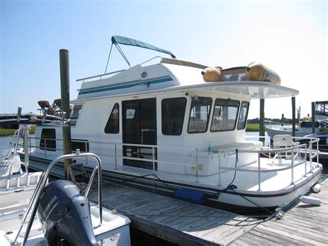 houseboat jobs gibson diesel houseboat brick7 boats