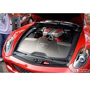 Automotive Engineering Wallpaper Ferrari 599 Gtb Engine