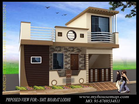 my house map house map design india