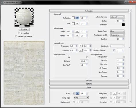 sketchup vray material editor tutorial pdf making of renaissance 3d architectural visualization