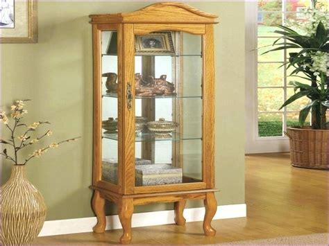 corner curio cabinet rent to own curio corner cabinet golden oak ii corner curio cabinet