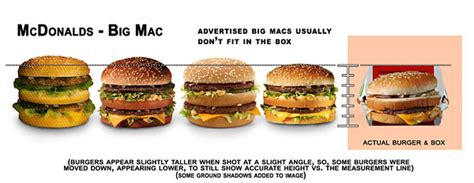 Kevin Federlines New Ad Insults The Fast Food Industry by Fast Food Fails Ads Vs Reality Bored Panda