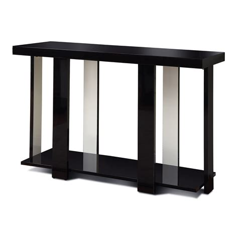 console table design hokku designs eran console table reviews wayfair