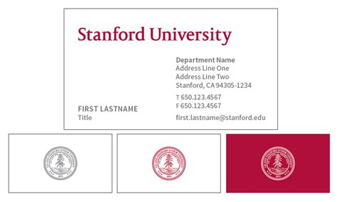 Mba Ph D Stanford by For Print Stanford Identity