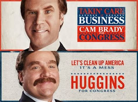 zach galifianakis election movie the caign teaser trailer