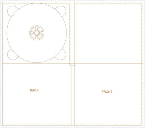 digipak templates louise gwynne 31 research digipak template