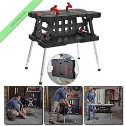 Benchmark Portable Work Bench Keter Folding Workbench Portable Bench Table Work Benches