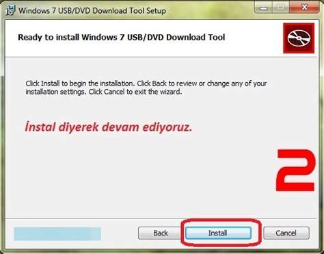 format dvd yazdirma windows dvd usb ile format atma full program indir