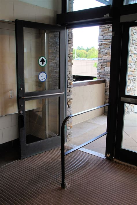 door with sensor understanding new accessibility requirements for doors construction specifier