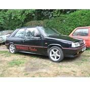 Bangerwatch Renault 11 Turbo  PetrolBlog