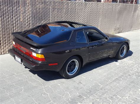 old car owners manuals 1983 porsche 944 electronic valve timing immaculate one owner 1983 porsche 944 automatic transmission only 95 000 miles