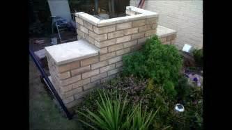 Patio Designs B Q Brick Barbecue Bbq