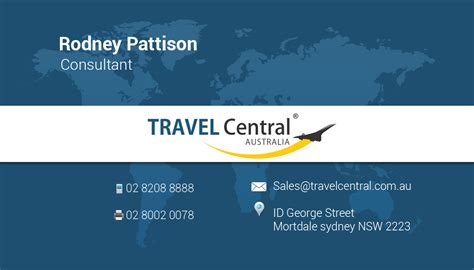 Travel Business Card Template With Wavy Designs by Playful Business Card Design Design For Travel