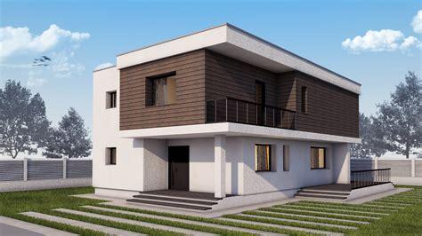 proiecte de casa proiect casa atena p e 4 camere 171 mp v2