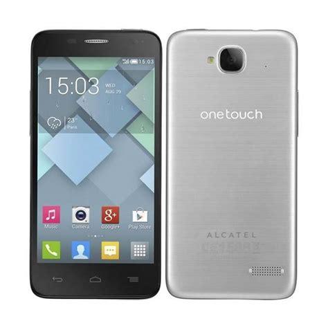 jual alcatel one idol mini 6012d silver smartphone